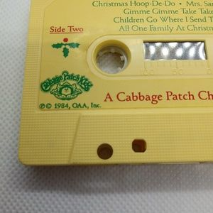 Cabbage Patch Kids Other - Vintage 80s Cabbage Patch Kids Christmas Tape